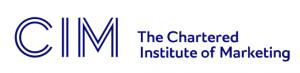 Membership of CIM The Chartered Institute of Marketing logo