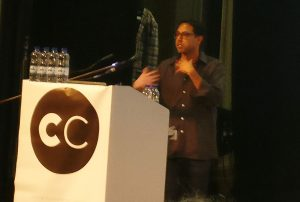 Rishi Dastidar, Head of Verbal Strategy, BrandPie, Poet and Copywriter Copywriting Conference